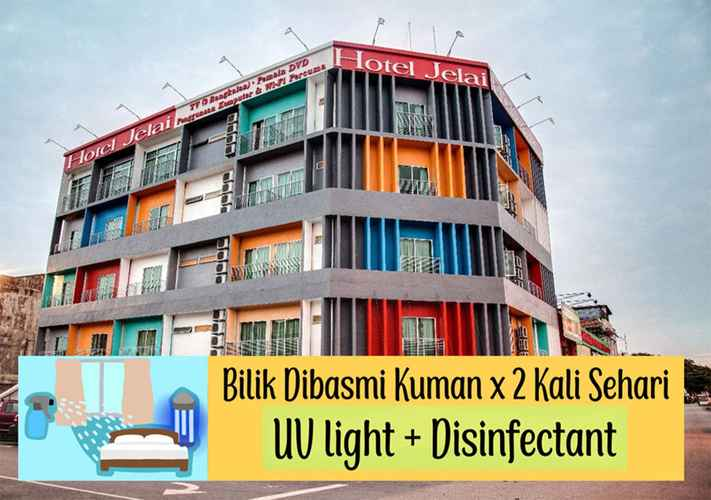 EXTERIOR_BUILDING Hotel Jelai @ Temerloh