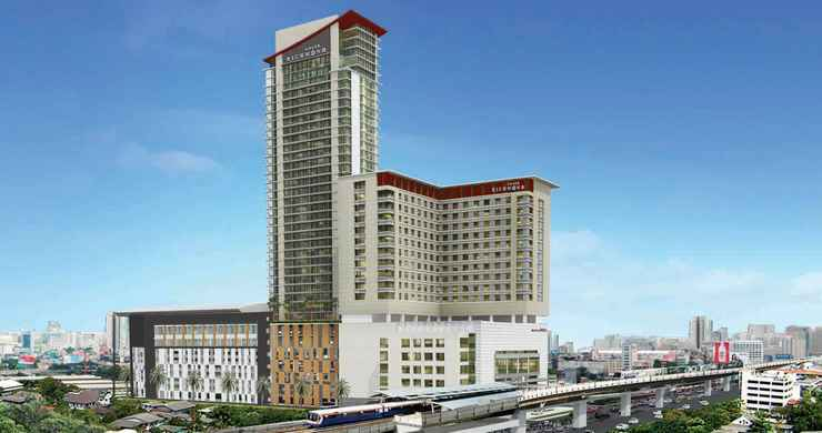 EXTERIOR_BUILDING Grand Richmond Stylish Convention Hotel