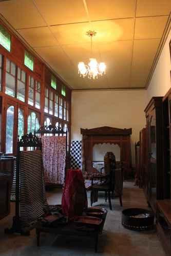 LOBBY nDalem Natan Royal Heritage