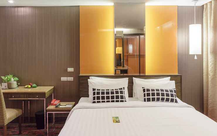 Tango Vibrant Living Hotel Bangkok - Deluxe Double Room Only