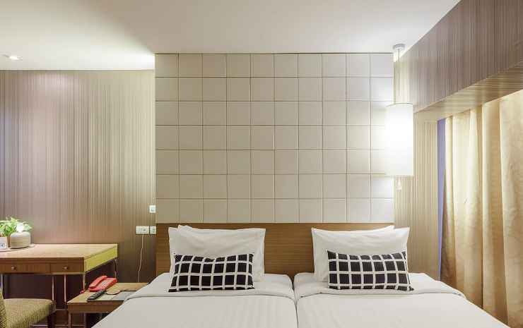 Tango Vibrant Living Hotel Bangkok - Deluxe Twin Room Only
