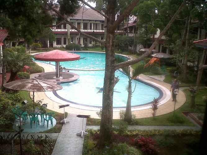 SWIMMING_POOL Delamar Palasari Indah Hotel & Restaurant