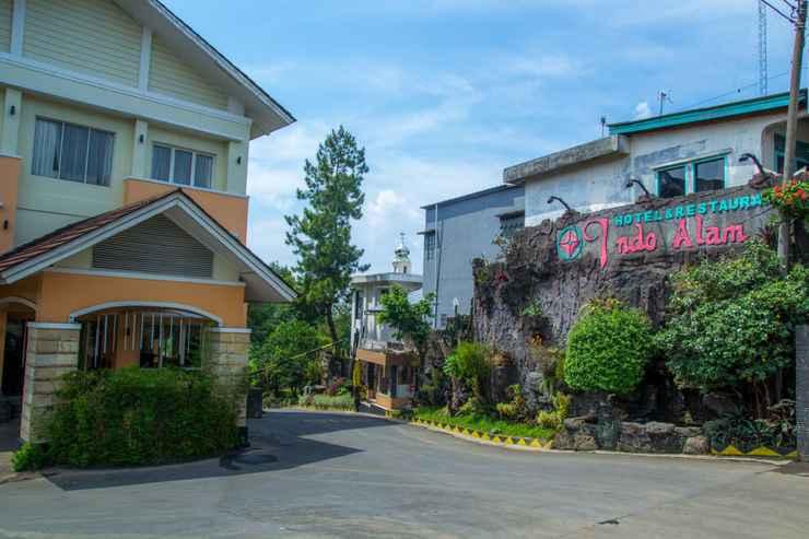 EXTERIOR_BUILDING Hotel Indo Alam