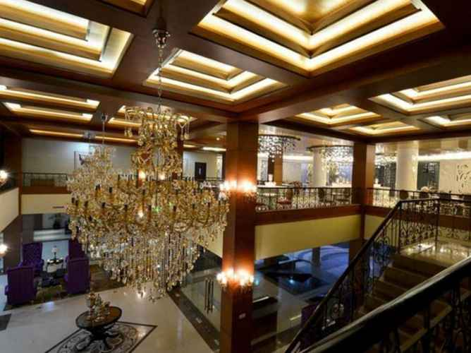 RESTAURANT Sutan Raja Hotel and Convention Centre