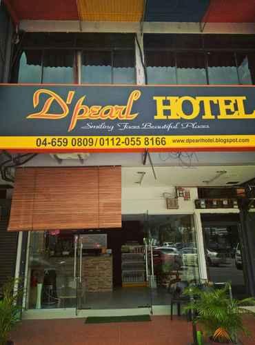 EXTERIOR_BUILDING D'Pearl Hotel Sungai Nibong