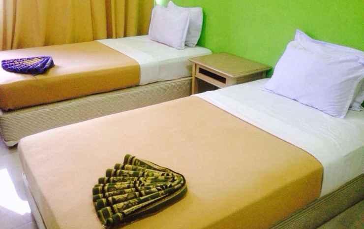 D'Pearl Hotel Sungai Nibong Penang - Twin Room (shared Bathroom)