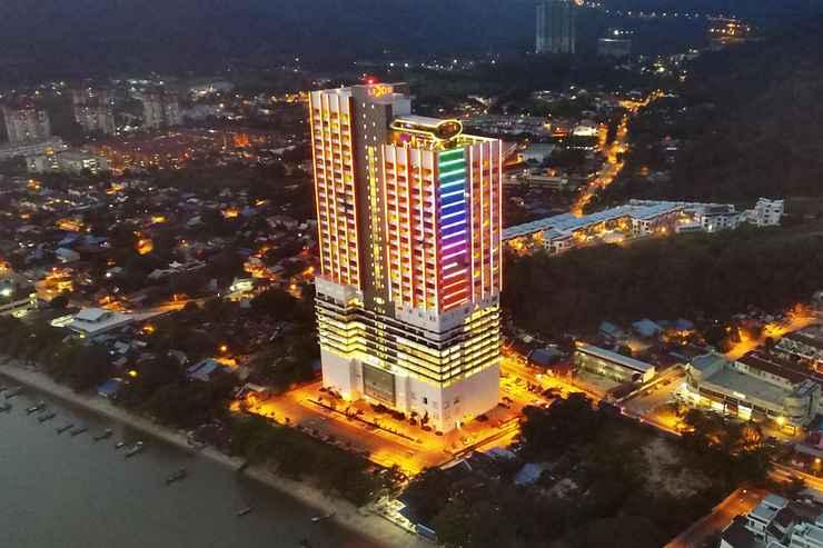 EXTERIOR_BUILDING Lexis Suites Penang