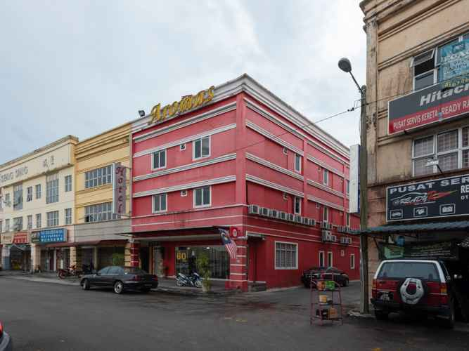EXTERIOR_BUILDING Hotel Aromas Kulai