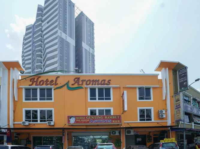 EXTERIOR_BUILDING Hotel Aromas JB