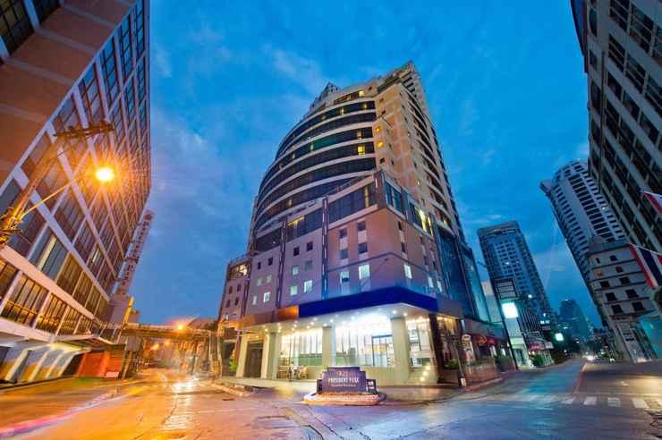EXTERIOR_BUILDING โรงแรมเพรสซิเด้นท์ ปาร์ค