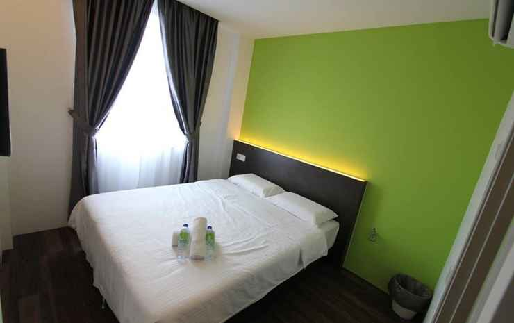 GS Hotel Johor - Superior Double Room With Window