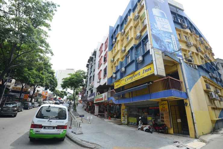 EXTERIOR_BUILDING Comfort Inn Bukit Bintang