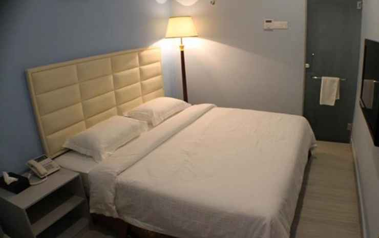 Hotel Zamburger Bukit Indah Johor - Standard Double Room