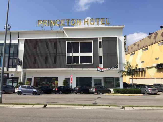 EXTERIOR_BUILDING Hotel Zamburger Bukit Indah