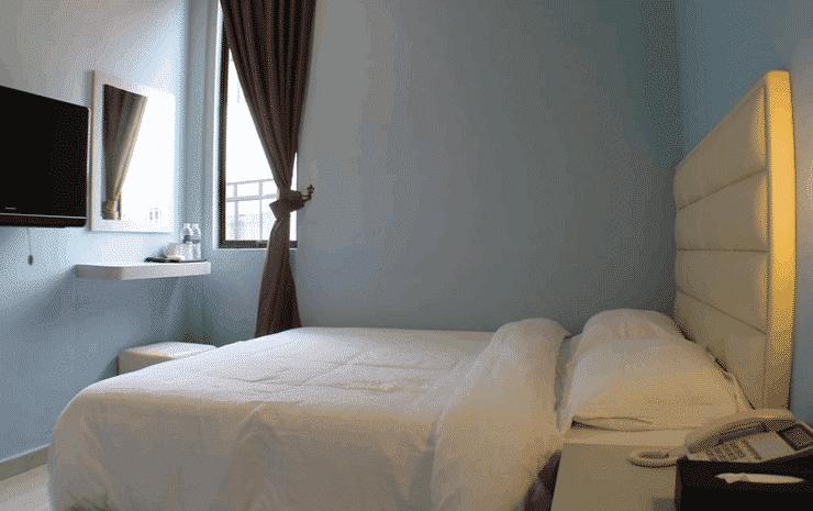 Hotel Zamburger Bukit Indah Johor - Superior Double Room