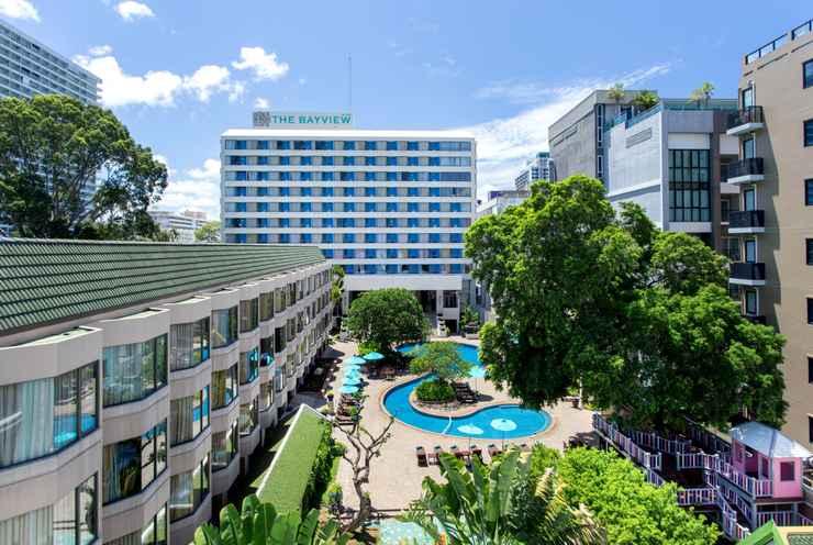 EXTERIOR_BUILDING โรงแรม เดอะ เบย์วิว พัทยา