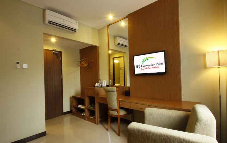 IPB Hotel & Convention Center Bogor - Deluxe Twin - Room Only