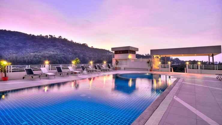 SWIMMING_POOL The ASHLEE Plaza Patong Hotel & Spa