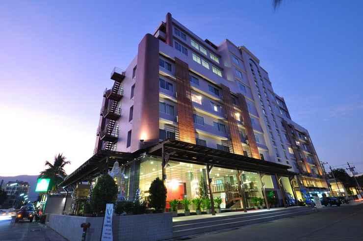 EXTERIOR_BUILDING Mayflower Grande Hotel Chiang Mai