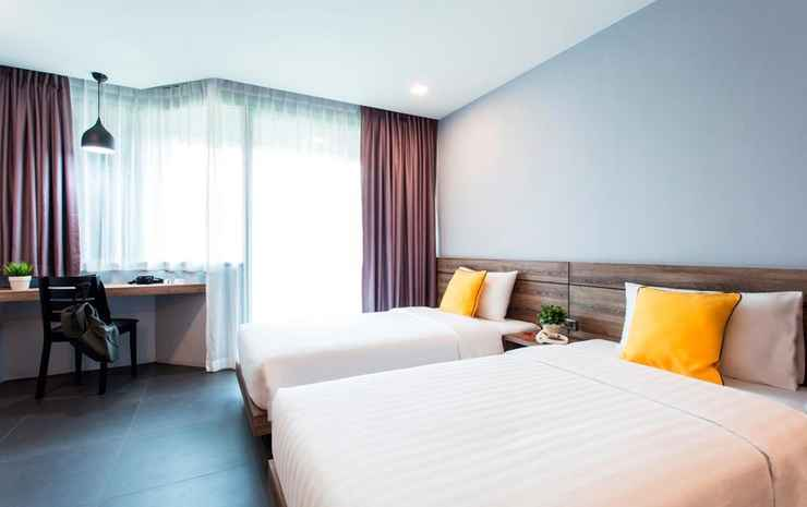 X2 Vibe Chiang Mai Decem Hotel Chiang Mai - Deluxe - IHO6-OTA Promotion Room only