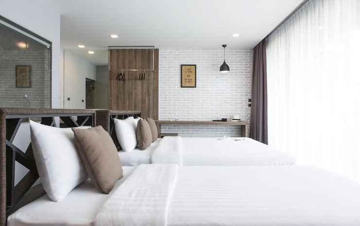 X2 Vibe Chiang Mai Decem Hotel Chiang Mai - Grand Deluxe Triple - IHO6-OTA Promotion Room only