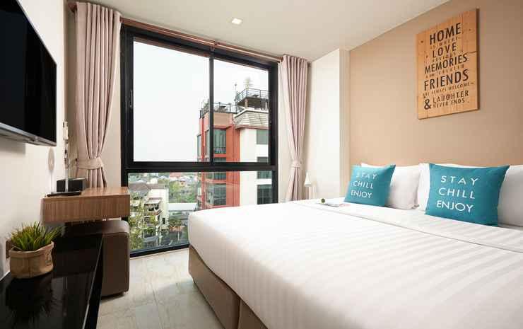 X2 Vibe Chiang Mai Decem Hotel Chiang Mai - Triple Grand Residence One Bedroom