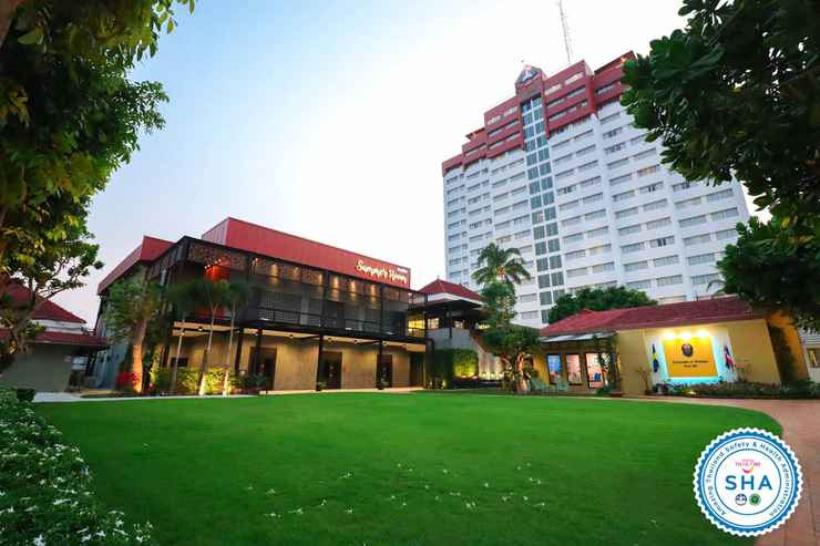 EXTERIOR_BUILDING Hua Hin Grand Hotel and Plaza
