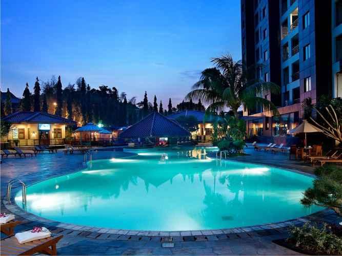 SWIMMING_POOL Kristal Hotel Jakarta