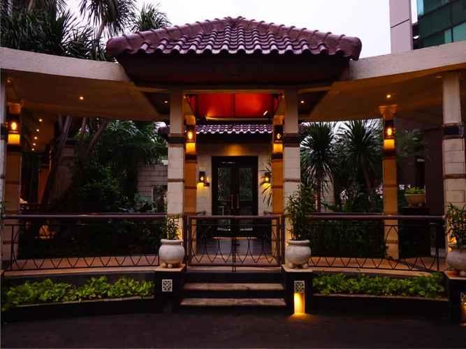 EXTERIOR_BUILDING Kristal Hotel Jakarta