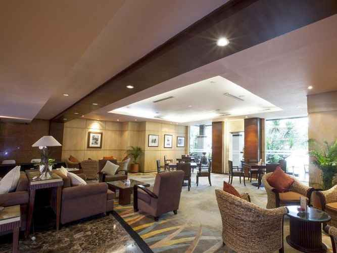 LOBBY Kristal Hotel Jakarta