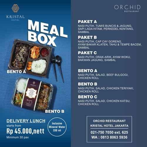 HOTEL_SERVICES Kristal Hotel Jakarta