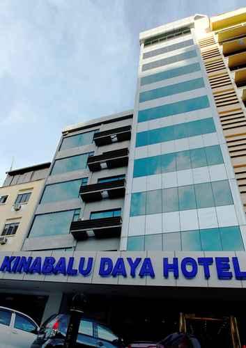 EXTERIOR_BUILDING Kinabalu Daya Hotel