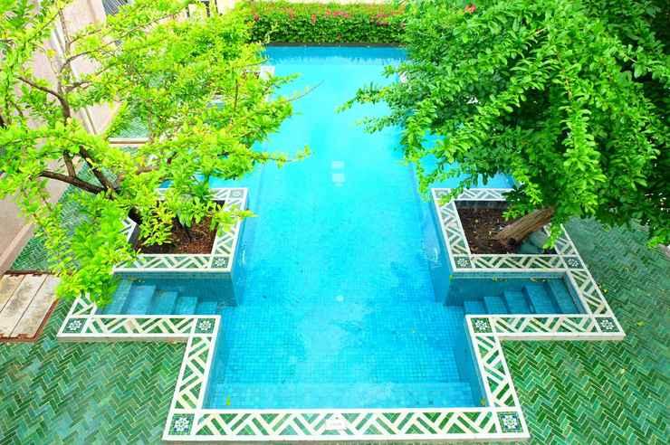 SWIMMING_POOL Villa Maroc Resort