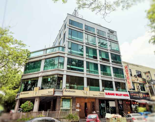 EXTERIOR_BUILDING Subang Valley Hotel
