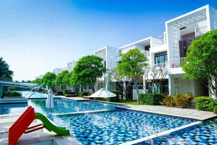 SWIMMING_POOL Franjipani Resort Hua Hin