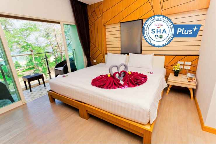 BEDROOM Anda Beachside Hotel (SHA Plus+)