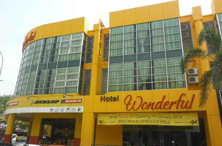 EXTERIOR_BUILDING Hotel Wonderful Klang