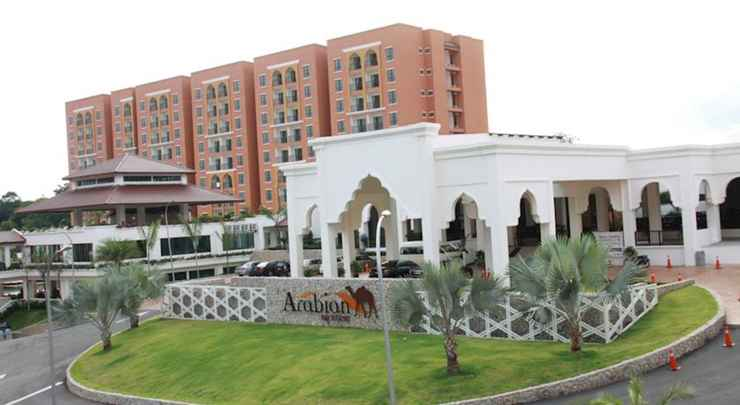 EXTERIOR_BUILDING Arabian Bay Resort - Bukit Gambang Resort City