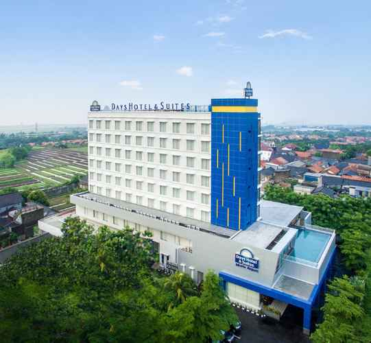 EXTERIOR_BUILDING Days Hotel and Suites Jakarta airport