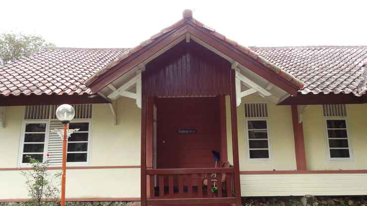 EXTERIOR_BUILDING Cisarua Indah Cottage