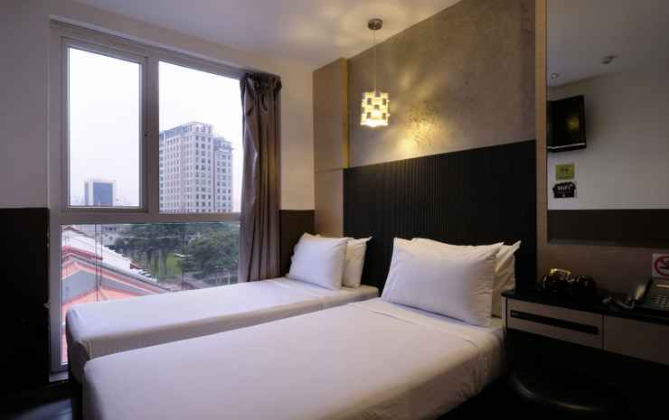 Marrison Hotel @ Bugis Singapore - Deluxe Double or Twin Room - Room Only