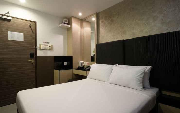 Marrison Hotel @ Bugis Singapore - Standard Double or Twin Room (No Windows)