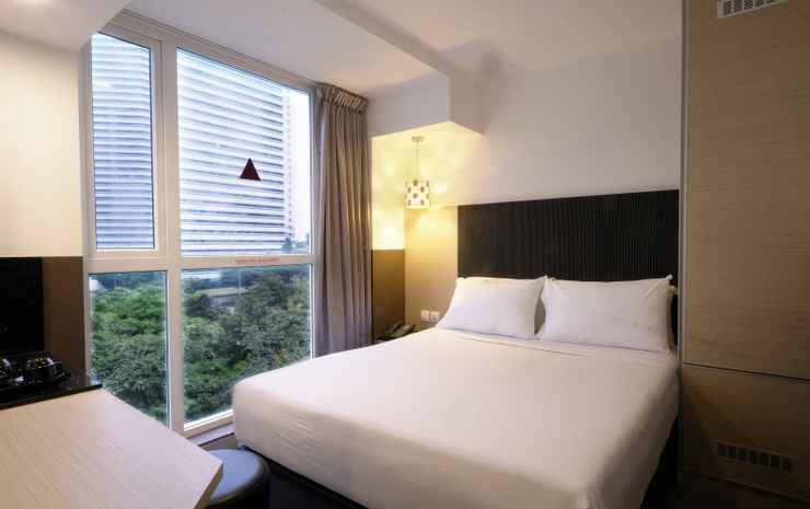 Marrison Hotel @ Bugis Singapore - Executive Double or Twin Room - Room Only