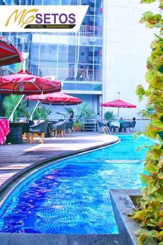 SWIMMING_POOL MG Setos Hotel Semarang