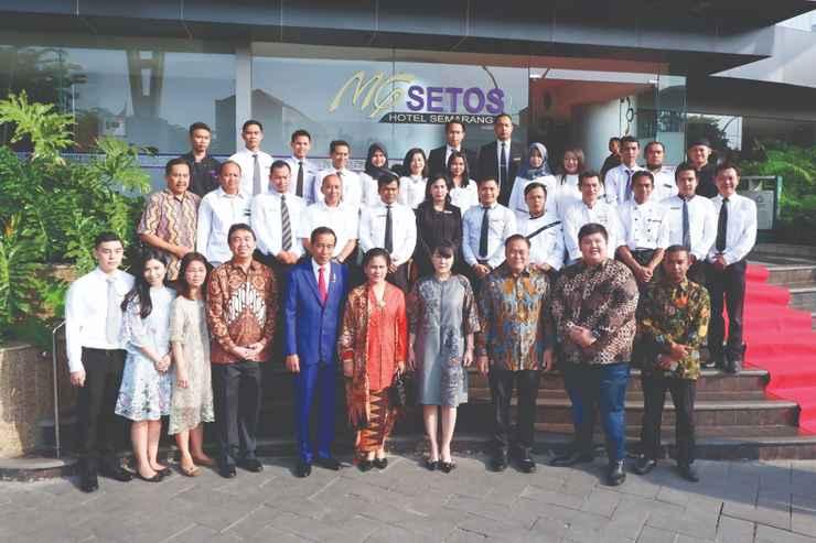 EXTERIOR_BUILDING MG Setos Hotel Semarang