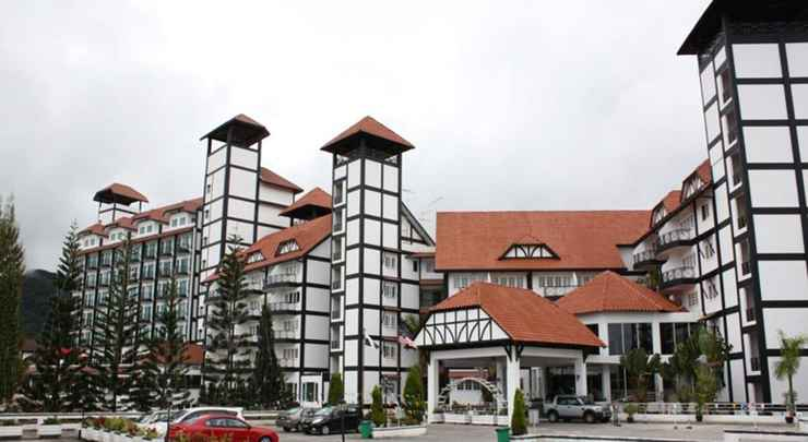 EXTERIOR_BUILDING Heritage Hotel Cameron Highlands