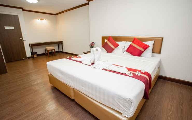 NASA BANGKOK Bangkok - Super Deluxe Premium Double Room Only