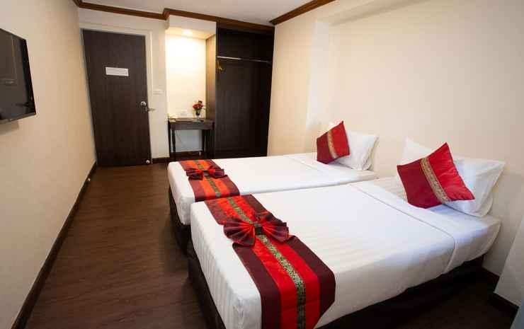 NASA BANGKOK Bangkok - Deluxe Premium Twin Room Only