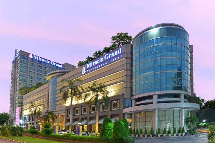 EXTERIOR_BUILDING Miracle Grand Convention Hotel