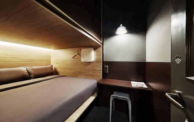 The Pod @ Beach Road Boutique Capsule Hotel Singapore - Queen POD suite